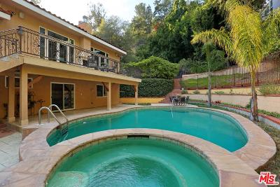 Single Family Home For Sale: 2264 Beverly Glen Place