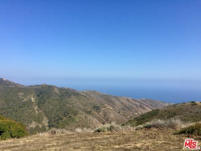 Malibu Residential Lots & Land For Sale: 26227 Lockwood Road