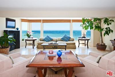Malibu CA Condo/Townhouse For Sale: $2,850,000