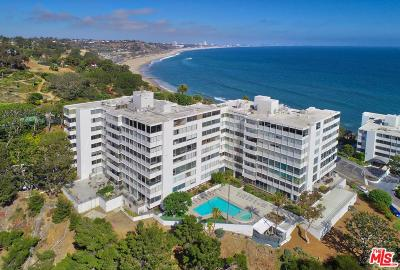Pacific Palisades Condo/Townhouse For Sale: 17350 West Sunset #502