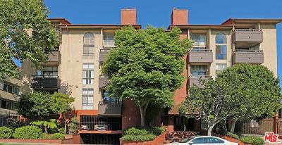 Los Angeles County Condo/Townhouse For Sale: 10820 Holman Avenue #105