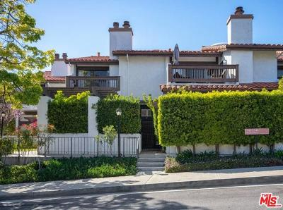 Pacific Palisades Condo/Townhouse For Sale: 1549 Palisades Drive