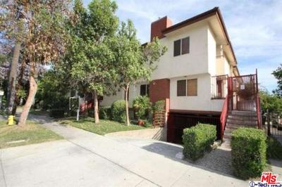 Glendale Condo/Townhouse Active Under Contract: 918 East Harvard Street #D