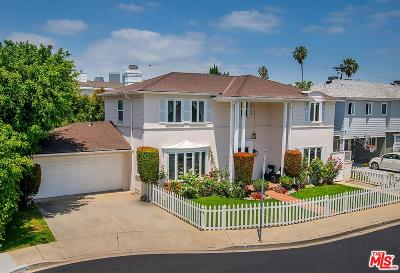 Single Family Home For Sale: 1525 South Doheny Drive