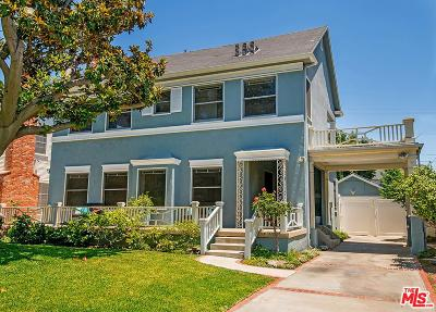 Los Angeles County Single Family Home For Sale: 830 Westchester Place
