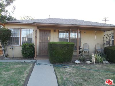 Compton Single Family Home For Sale: 2415 West Alondra