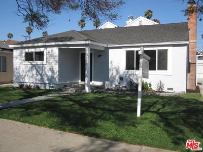 Los Angeles Single Family Home For Sale: 3840 Edgehill Drive