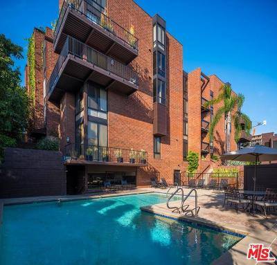 West Hollywood Condo/Townhouse For Sale: 1033 Carol Drive #103