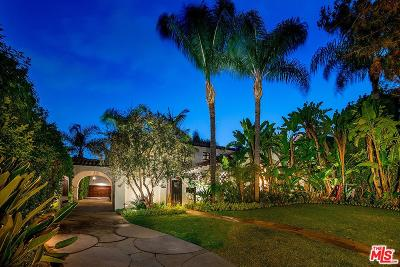 Beverly Hills Single Family Home For Sale: 511 North Sierra Drive