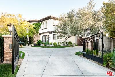 Westlake Village Single Family Home For Sale: 2800 Allyson Court