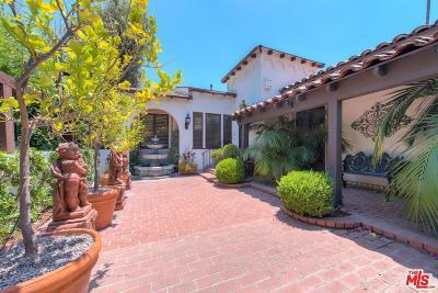 Studio City Single Family Home For Sale: 12163 Laurel Terrace Drive