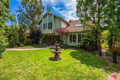 Single Family Home For Sale: 1381 Avenida De Cortez