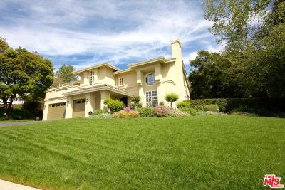 Westlake Village Single Family Home For Sale: 5341 Long Shadow Court