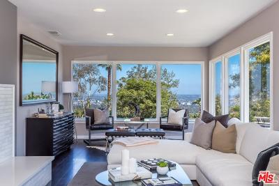 Beverly Hills CA Single Family Home For Sale: $1,999,000