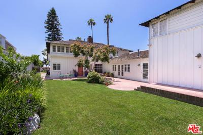 Los Angeles County Rental For Rent: 443 Palisades Beach Road