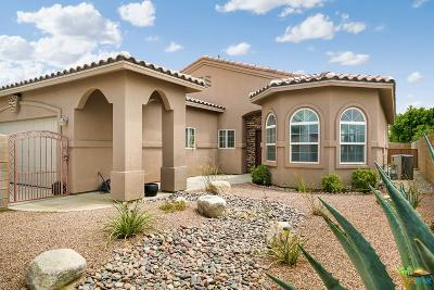 Cathedral City Single Family Home For Sale: 67305 Medano Road
