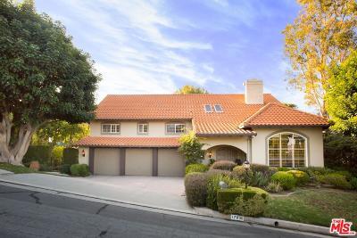 Single Family Home For Sale: 17636 Camino De Yatasto