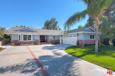 Newhall Single Family Home For Sale: 23510 Cherry Street