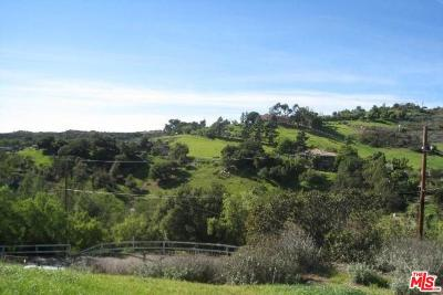 Malibu Residential Lots & Land For Sale: 2950 Foose Road