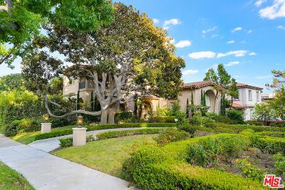 Beverly Hills Single Family Home For Sale: 524 North Arden Drive