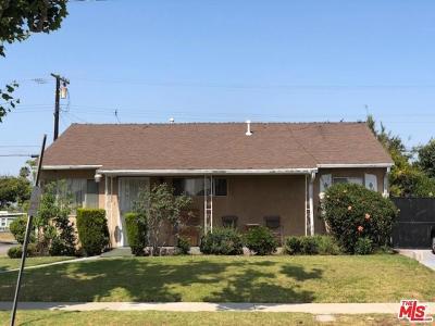 Compton Single Family Home For Sale: 1315 South Aprilia Avenue