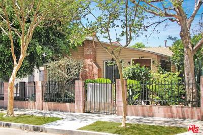 Los Angeles County Residential Income For Sale: 1123 North Vista Street