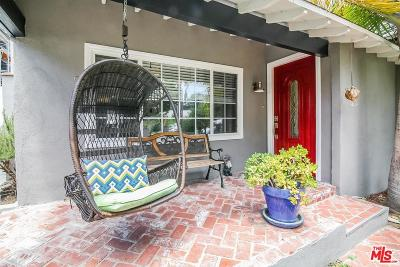 Sherman Oaks Single Family Home For Sale: 15243 Morrison Street