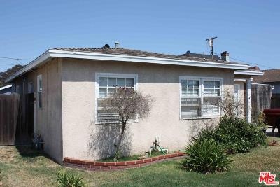 Torrance Single Family Home For Sale: 18334 Falda Avenue