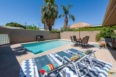 Palm Desert Single Family Home For Sale: 73940 Mountain View Avenue