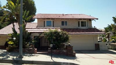 Tarzana Rental For Rent: 4639 Ellenita Avenue