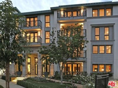 Los Angeles County Condo/Townhouse For Sale: 441 South Barrington Avenue #204