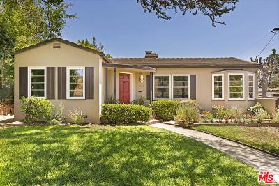 Glendale Single Family Home For Sale: 1412 Western Avenue