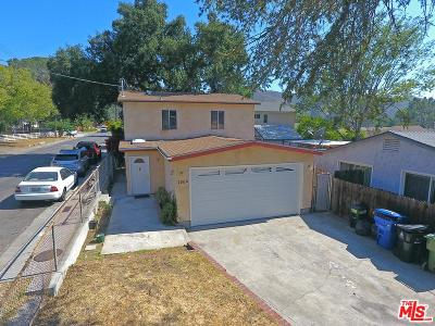 Sunland Single Family Home For Sale: 7802 Apperson Street
