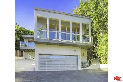 Los Angeles County Single Family Home For Sale: 8715 Sunset Plaza Terrace