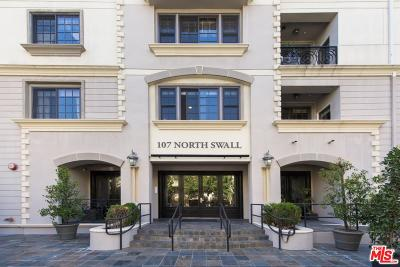 Condo/Townhouse Sold: 107 North Swall Drive #105