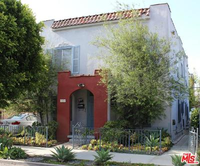 Los Angeles County Residential Income For Sale: 1806 Washington Way