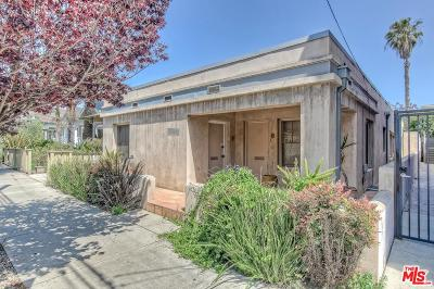 Santa Monica Single Family Home For Sale: 208 Bicknell Avenue
