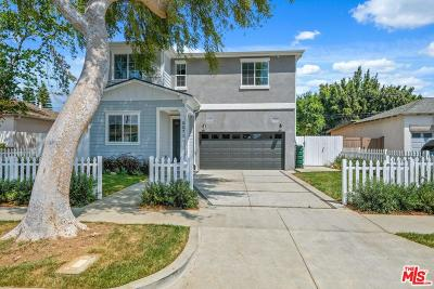 Single Family Home For Sale: 5571 West 82nd Street