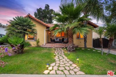 Single Family Home For Sale: 3720 Tuller Avenue