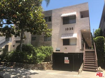 West Hollywood Residential Income For Sale: 1036 North Genesee Avenue