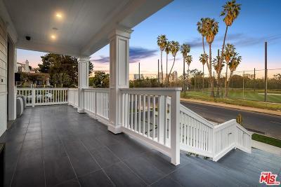 Cheviot Hills/Rancho Park (C08) Single Family Home For Sale: 2463 Patricia Avenue
