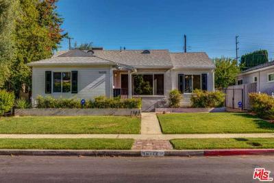 Encino Rental For Rent: 16712 McCormick Street