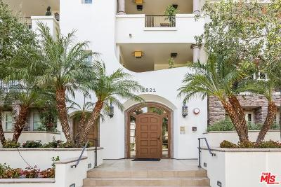 Los Angeles County Condo/Townhouse For Sale: 1821 Fairburn Avenue #303