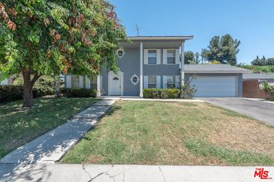 West Hills Single Family Home For Sale: 21931 Parthenia Street