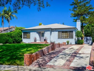 Burbank Single Family Home For Sale: 1061 East Grinnell Drive