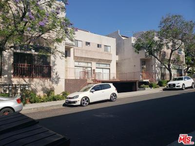 Glendale Condo/Townhouse For Sale: 1516 East Broadway #7