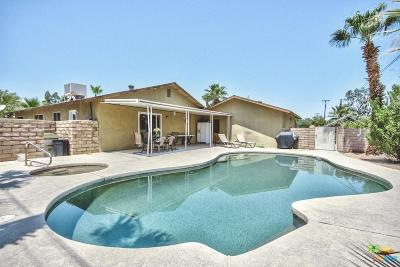 Palm Springs Single Family Home For Sale: 1875 Nicola Road