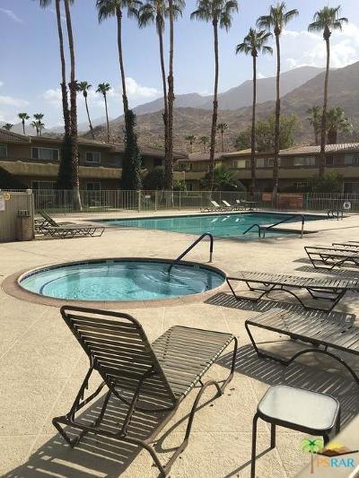Palm Springs Condo/Townhouse For Sale: 1950 South Palm Canyon Drive