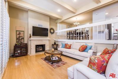 Santa Monica Condo/Townhouse For Sale: 954 20th Street #A