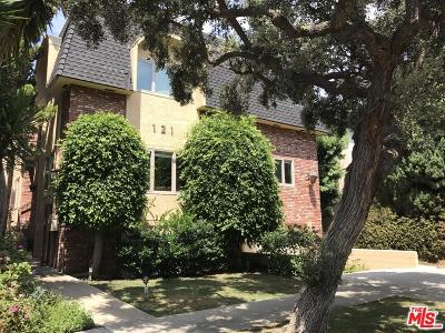 Beverly Hills Rental For Rent: 121 North Clark Drive #4